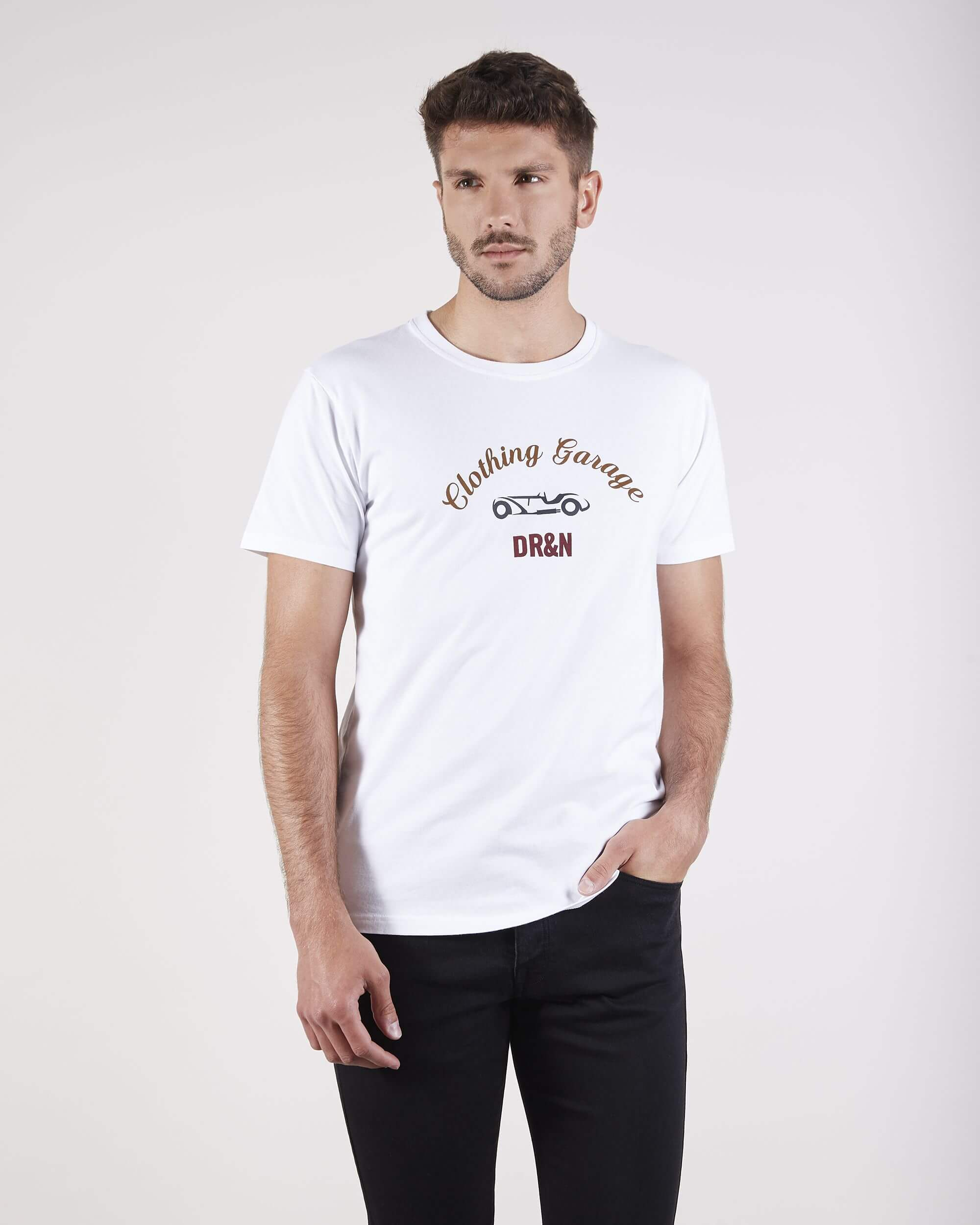 Camiseta Clothing Garage
