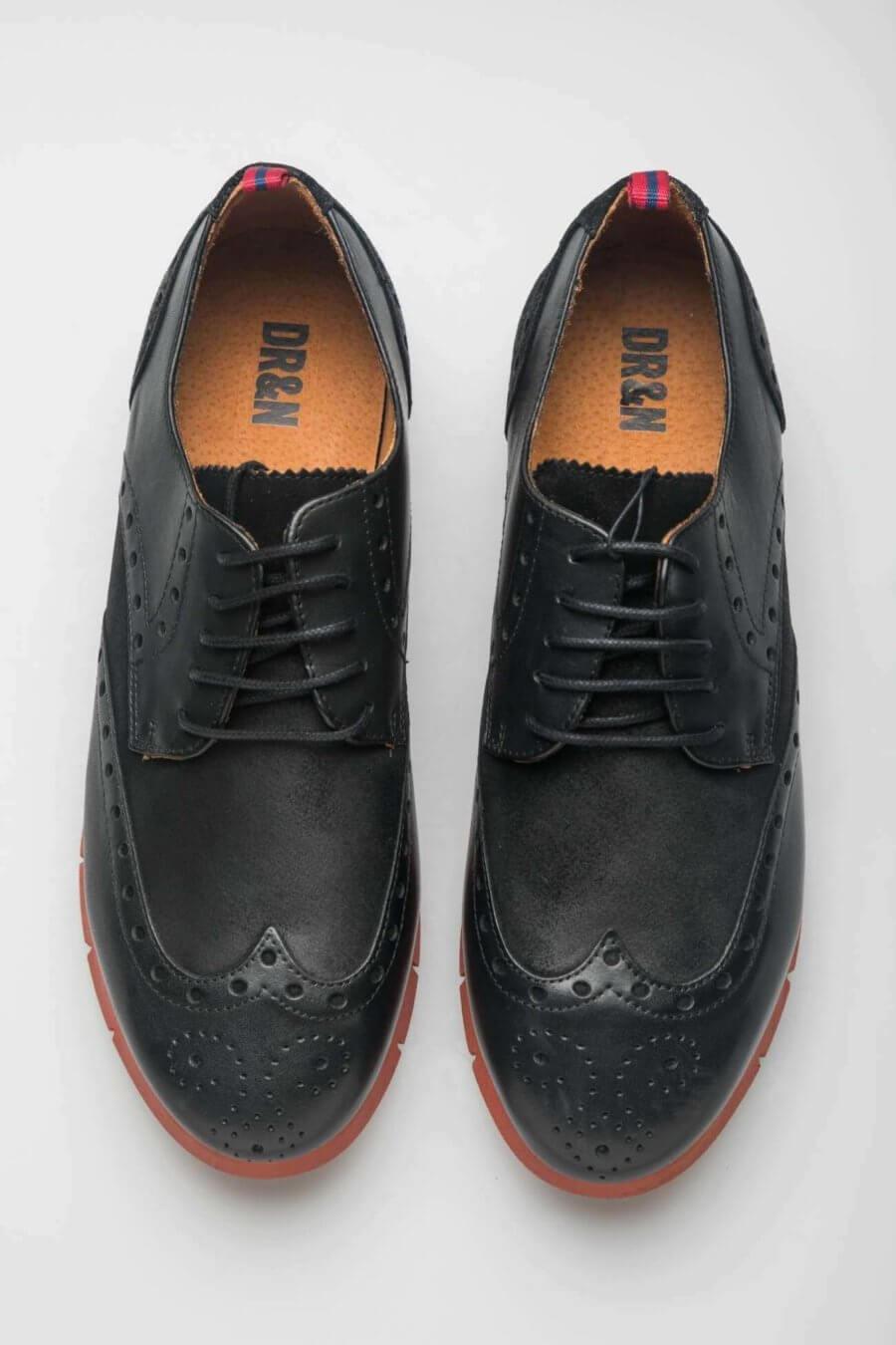 Zapato suela roja
